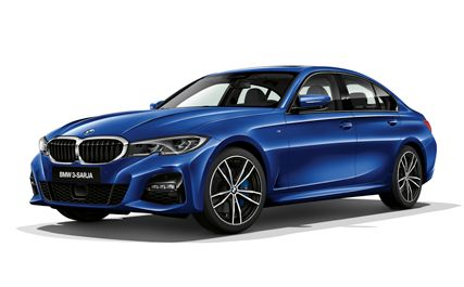 BMW 3-sarjan Sedan (2019)